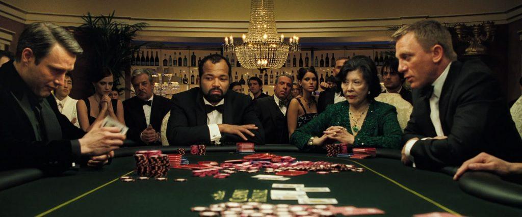 d&b poker mastering charts