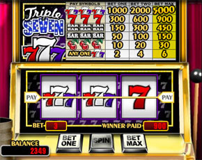 online slot machines casino