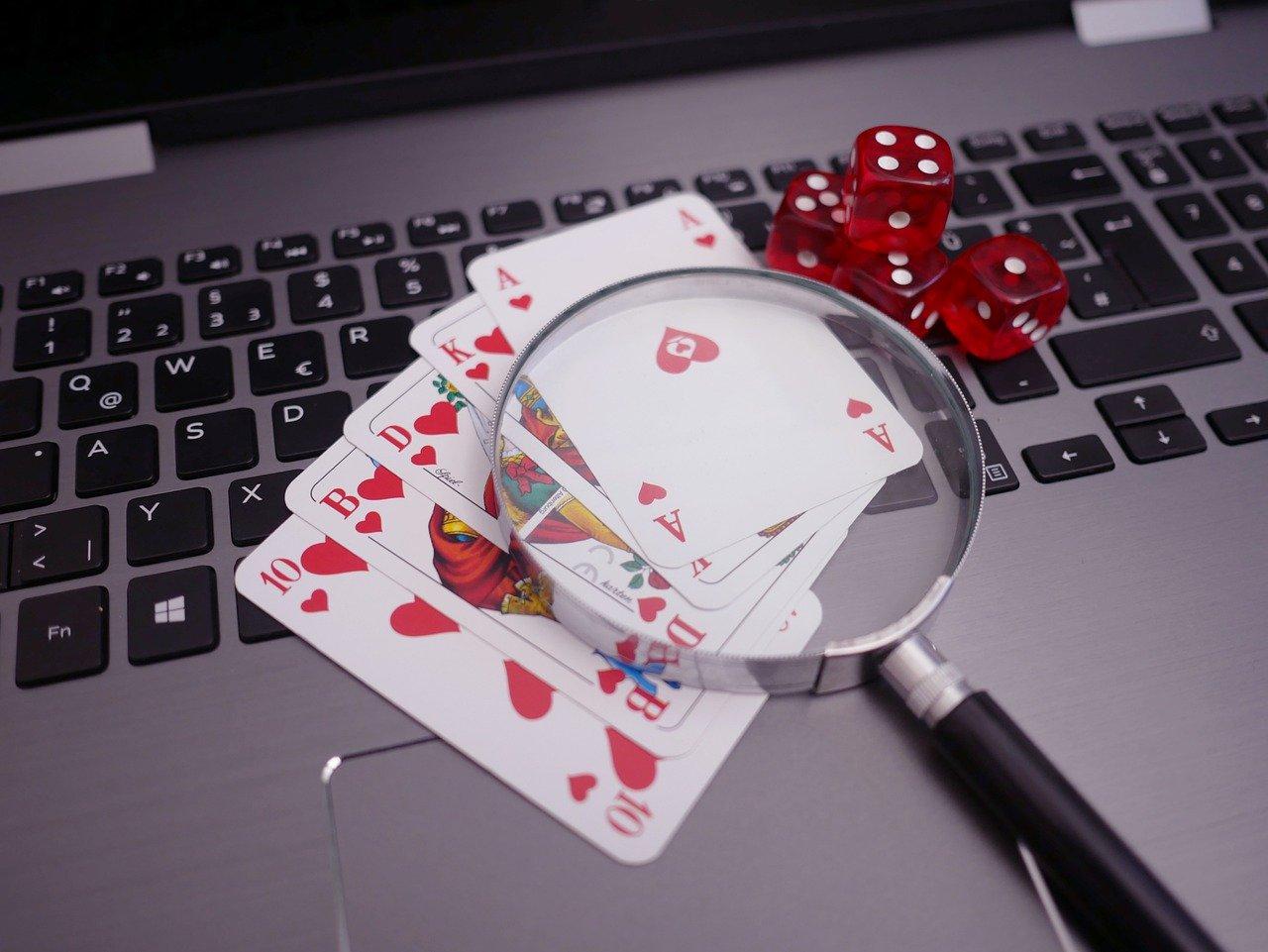 Toto site casino game