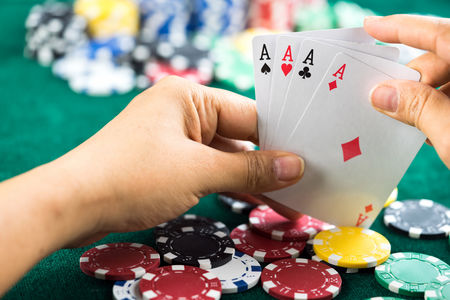 Why people are interested to play online poker games?